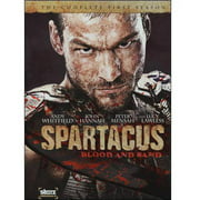 SPARTACUS-BLOOD & SAND SEASON 1 (DVD/4 DISC/RE-PKGD)