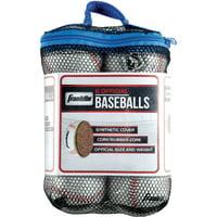 Deals on 6-Pack Franklin Sports Practice Baseballs 23310