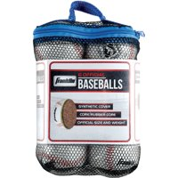 (6 Pack) Franklin Sports Official League Practice Baseballs