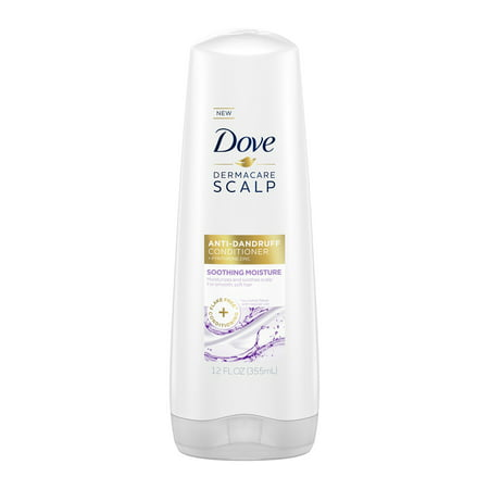 Dove Dermacare Scalp Soothing Moisture Anti-Dandruff Conditioner, 12