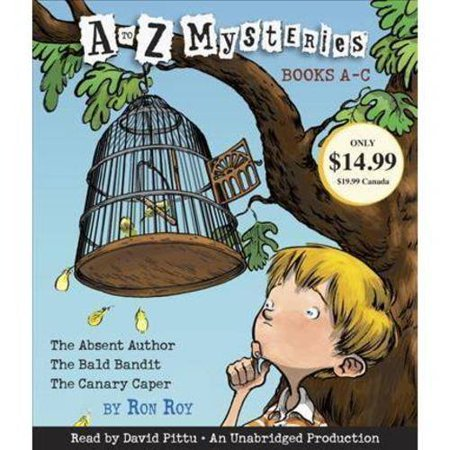 A to Z Mysteries: Books A-C by