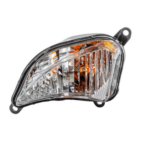 TYC 12-5304-00-1 for Toyota Avalon Front Left Replacement Turn Signal Lamp