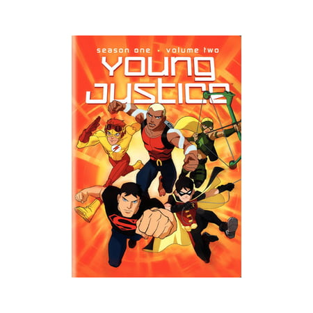 Young Justice: Season 1, Volume 2 (DVD) - Robin Young Justice