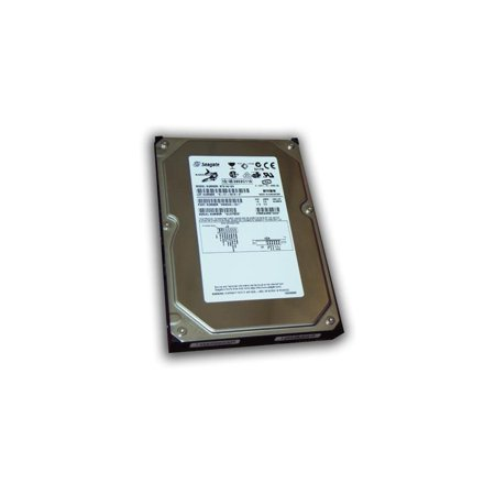 SEAGATE St318418N Barracuda 18.4Gb 7200 Rpm 50 Pin Narrow Fast Scsi Hard Disk Drive. 3.5 Inch 2 Mb Buffer Low Profile (1.0 Inch) Narrow Scsi Hard Drive