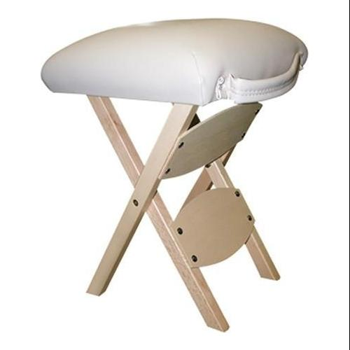 Solutions Wooden Folding Stool-Color:Agate