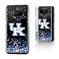 UK Kentucky Wildcats Confetti Clear Case for Galaxy S8