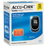 Accu-Chek Nano SmartView Blood Glucose Monitoring System1.0 ea (PACK OF 1)