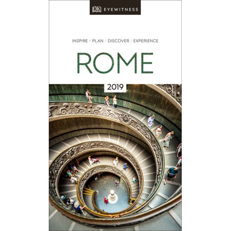 Dk eyewitness travel guide rome : 2019: