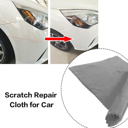 Multipurpose Car Scratch Remover Cloth, Magic Paint Scratch Removal, Car Scratch Repair Kit for Repairing Car Scratches and Light Paint Scratches Remover Scuffs on Surface ()