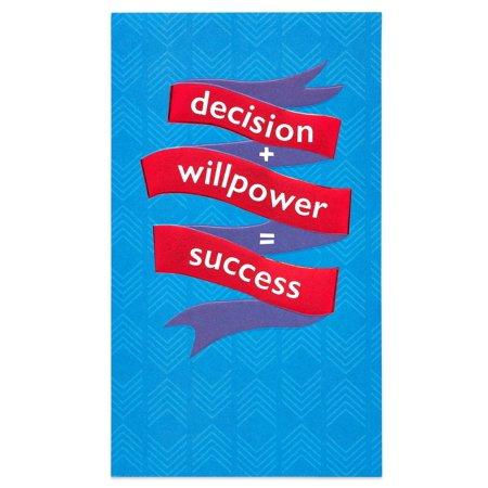 American Greetings Success Money Holder Graduation Card, 6ct