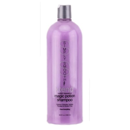 Simply Smooth Xtend Keratin Reparative Magic Potion Shampoo - Size : 33.8 oz