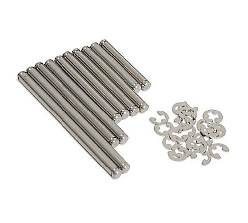 2739 Stainless Steel Suspension Pin Set, The number one selling name ins RTR By Traxxas by