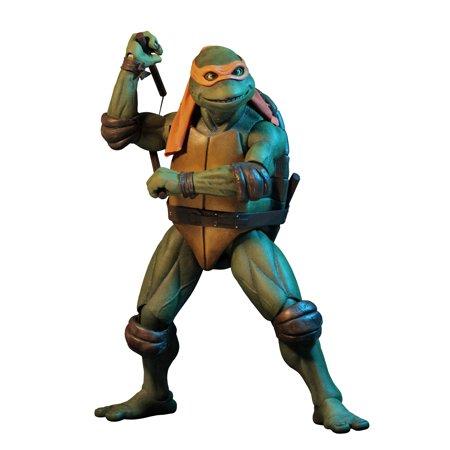 Teenage Mutant Ninja Turtles (1990 Movie) - 1/4 Scale Action Figure - Michelangelo
