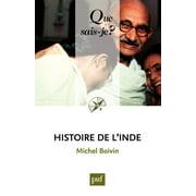 Histoire de l'Inde - eBook