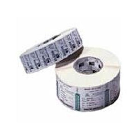 - Zebra Z-perform 2000d 10000294 Perforated Coated Permanent Acrylic Adhesive Labels - 2.5 X 4.0 Inches - White - 2280 Pieces