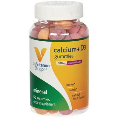Lafebers Daily Diet - The Vitamin Shoppe Calcium is the most abundant mineral in the human body and helps with dozens of metabolic processes, including blood clotting, muscle contraction, nerve transmission, and maintenance of normal blood pressure. Most people don't consume enough calcium in their daily diet, so supplementation is highly recommended. Calcium intake can be achieved through dietary sources, including both dairy and nondairy products. In addition, calcium supplements (calcium carbonate, calcium ci...