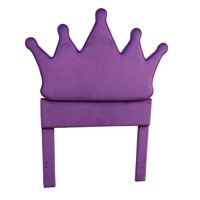 American Kids Crown Figural Headboard, Available in Multiple Prints