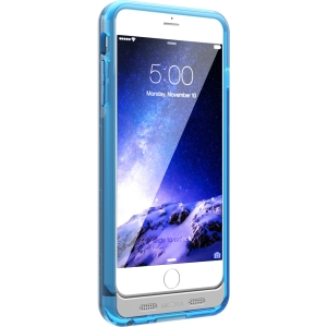 MOTA TAMO 4000 mAh Extended Battery Case for iPhone 6 Plus/6S Plus - Blue