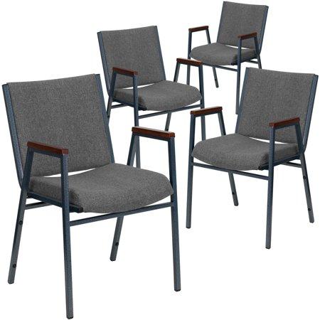 Flash Furniture 4-Pack HERCULES Series Heavy Duty, 3