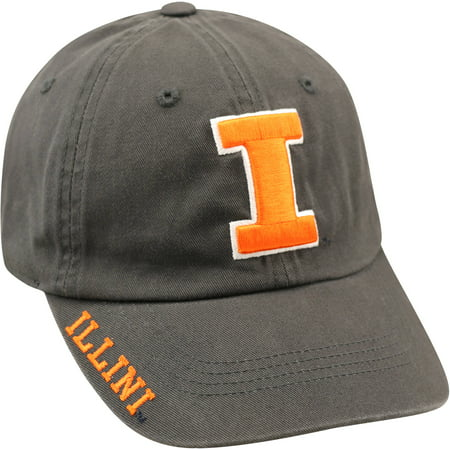 Illinois Fighting Illini Cap (NCAA Men's Illinois Fighting Illini Home Cap)