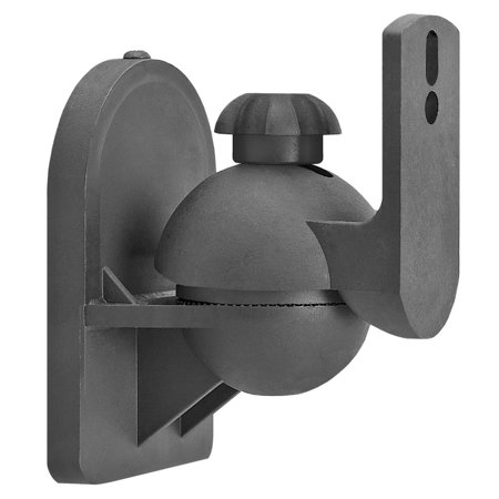 Cmple Speaker Wall Mount For Satellite Speakers Black