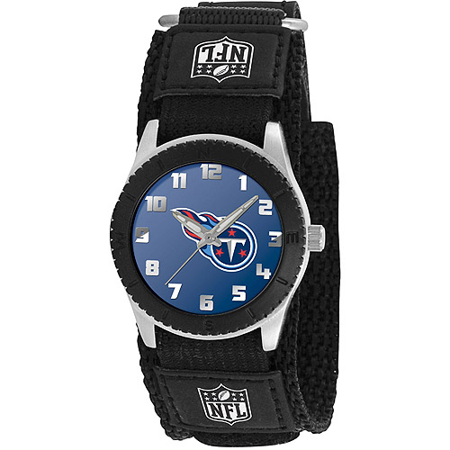 Game Time NFL Men's Tennessee Titans Rookie Series Watch