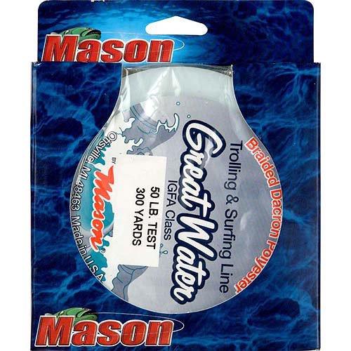 Mason Green Dot Dacron Braided Line Walmart Com