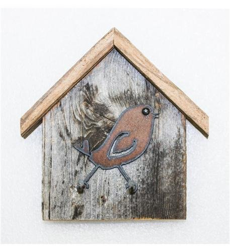 Birdhouse And Key Holder, Song-bird
