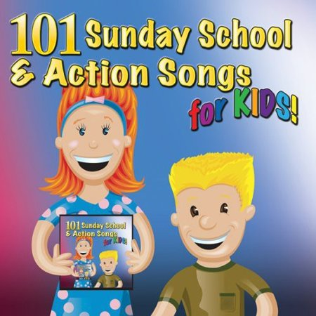 101 Halloween Songs (101 Sunday School & Actions Songs for Kids / Various (CD))