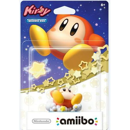 Waddle Dee Kirby Series Amiibo  Wii U