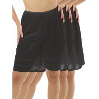 Underworks Snip-A-Length Pettipants 3-PACK