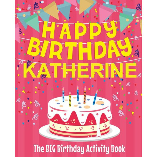 The Big Birthday Activity Book