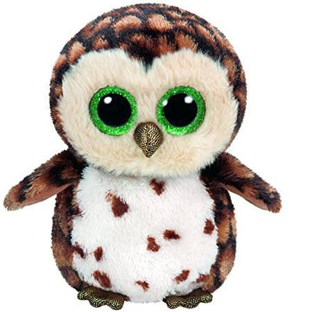TY Beanie Boo Plush - Sammy the Owl 6