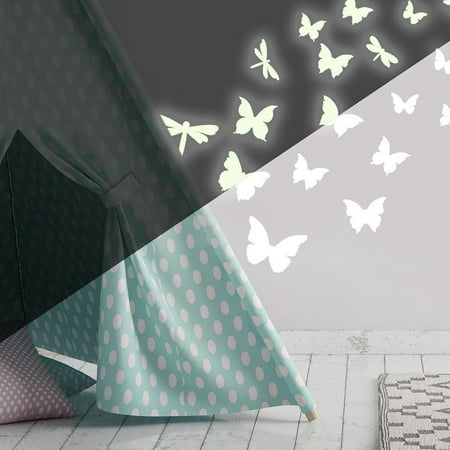 RoomMates® Glow in the Dark Removable & Repositionable Wall Decals 79 pc Pack - Glow In The Dark Pack