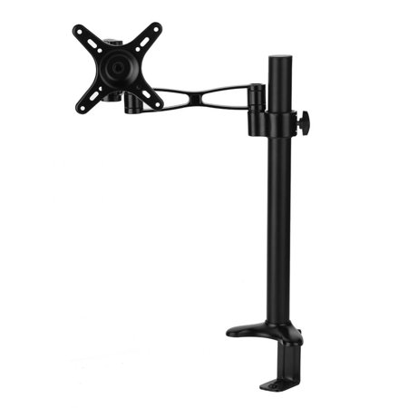 Rotatable Lcd - HERCHR 10-27inch TV Adjustable Computer LCD Screen Monitor Mount Stand Holder Rack 360° Rotatable, Monitor Mount, Monitor Stand