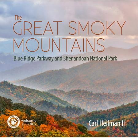 The Great Smoky Mountains : Blue Ridge Parkway and Shenandoah National Park - Halloween Park Ridge
