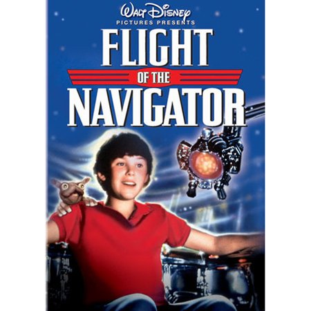 Flight of the Navigator (DVD) (Mapsource Europe City Navigator Dvd)