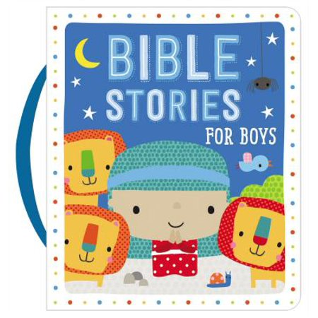 Board Book Bible Stories for Boys (Board Book) - Board Ideas