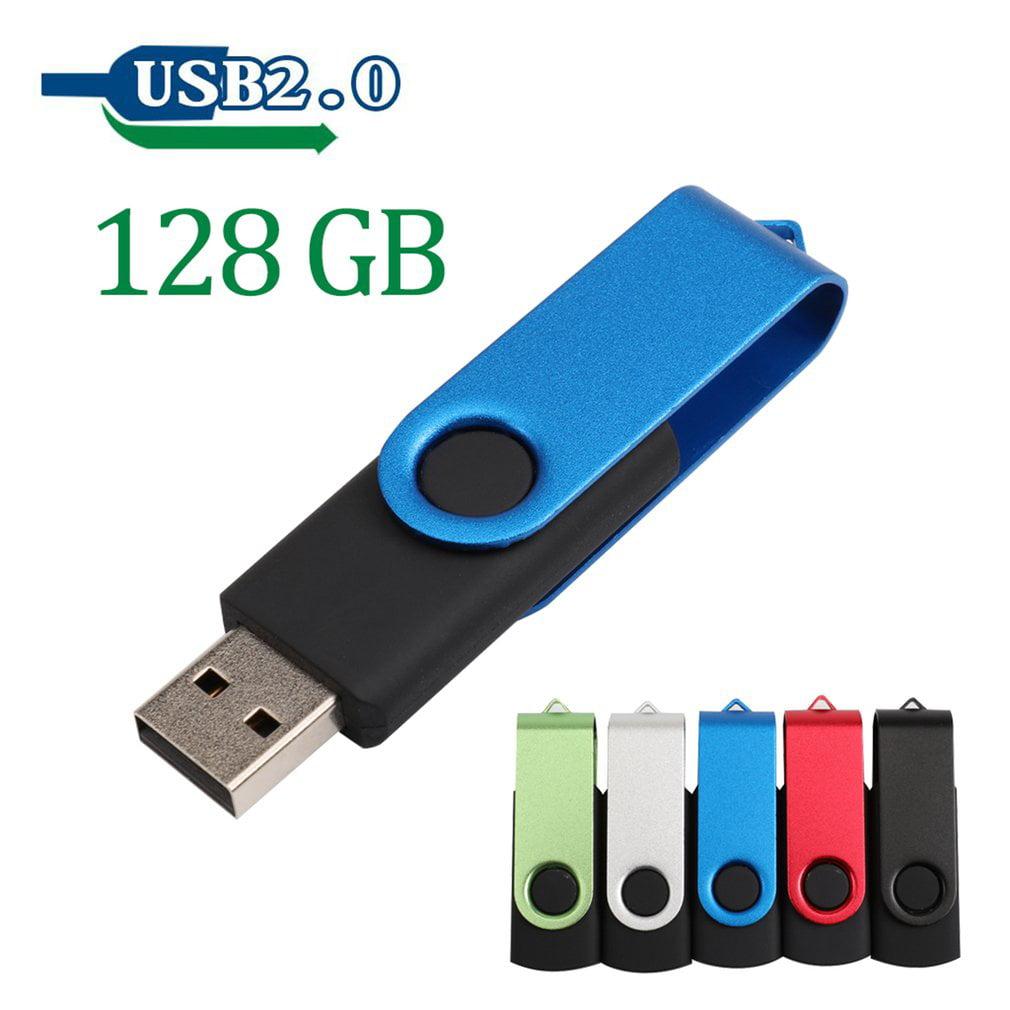 USB Flash Drive USB2.0 U Disk Pendrive High Speed External Memory Stick,blue