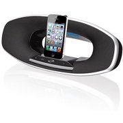 Best Ipod Speaker Docks - iLive ISD582B Speaker Dock for iPhone/iPod/iPad, Black Review