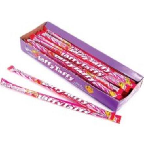 Laffy Taffy  Rope Strawberry 24 pack (0.81 oz per pack) (Pack of 2)