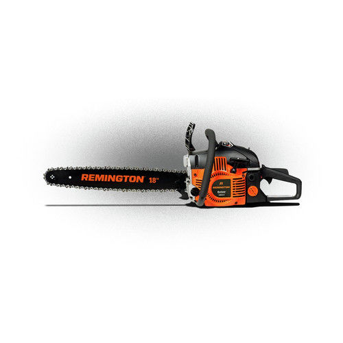 "Click here to buy Remington Outlaw 18"" 46cc Gas Chain Saw by MTD Products, Inc."