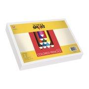 School Smart Colored Pencils Classpack, 250 Assorted Colors