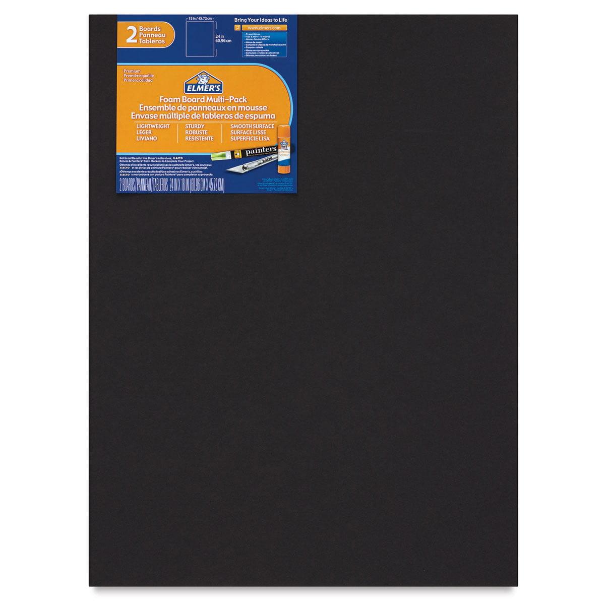 Elmer's Blackcore Foam Board by