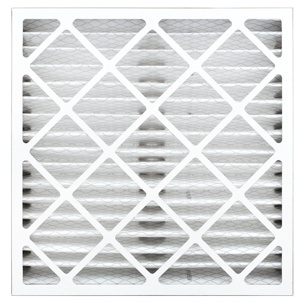 AIRx Dust 20x20x5 Air Filter Replacement for Honeywell FC100A1011 2Pk