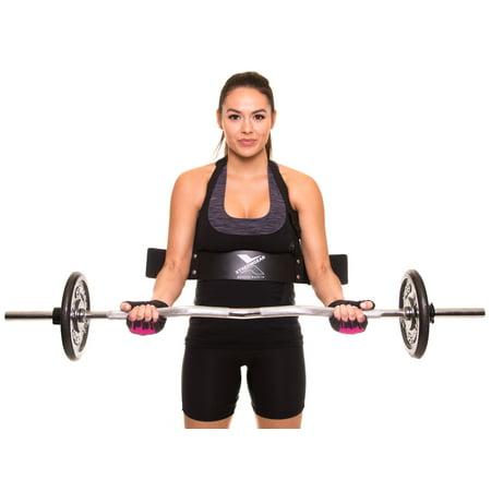 XTREEMGEAR Heavy Duty Arm Blaster Bicep Curl Builder Triceps Muscles
