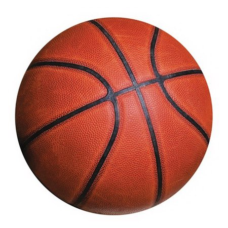 (Price/Case)Creative Converting 897964 Sports Fanatic Basketball Postcard Invitations (Case of 48) - Disco Ball Invitation