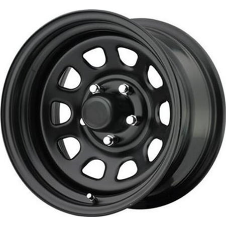 Pro Comp Wheels 51-5884 Rock Crawler Series 51 Black Wheel