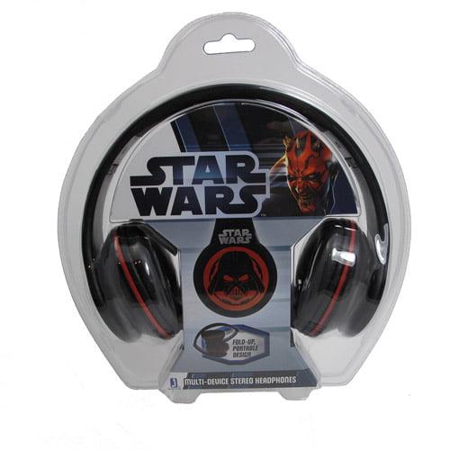 Star Wars Headphones, Darth Vader