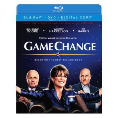 Game Change (Blu-ray + DVD + Digital Copy) (With INSTAWATCH) (Widescreen)